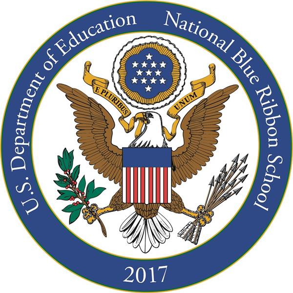 2017 National Blue Ribbon School!