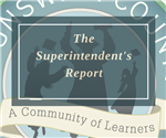 Superintendent Report logo