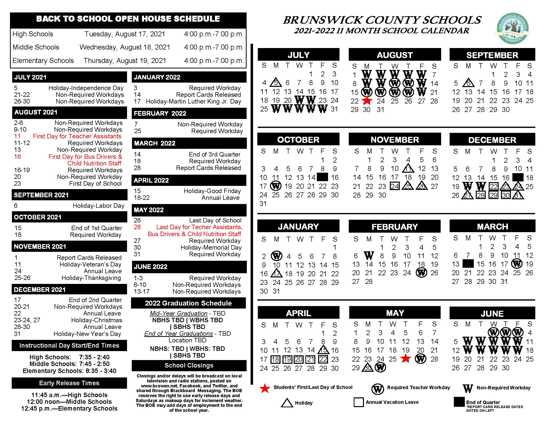 Cms Calendar 2022 23.Calendar 2021 22 School Calendars Now Available