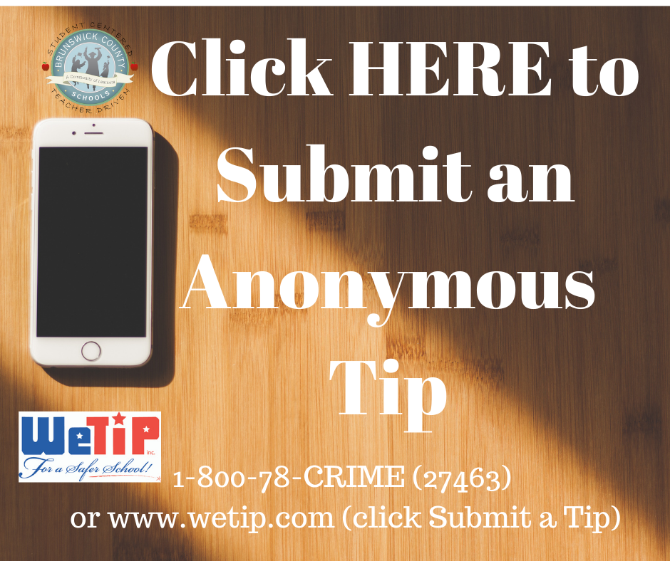 Anonymous Campus Crime Tip Line