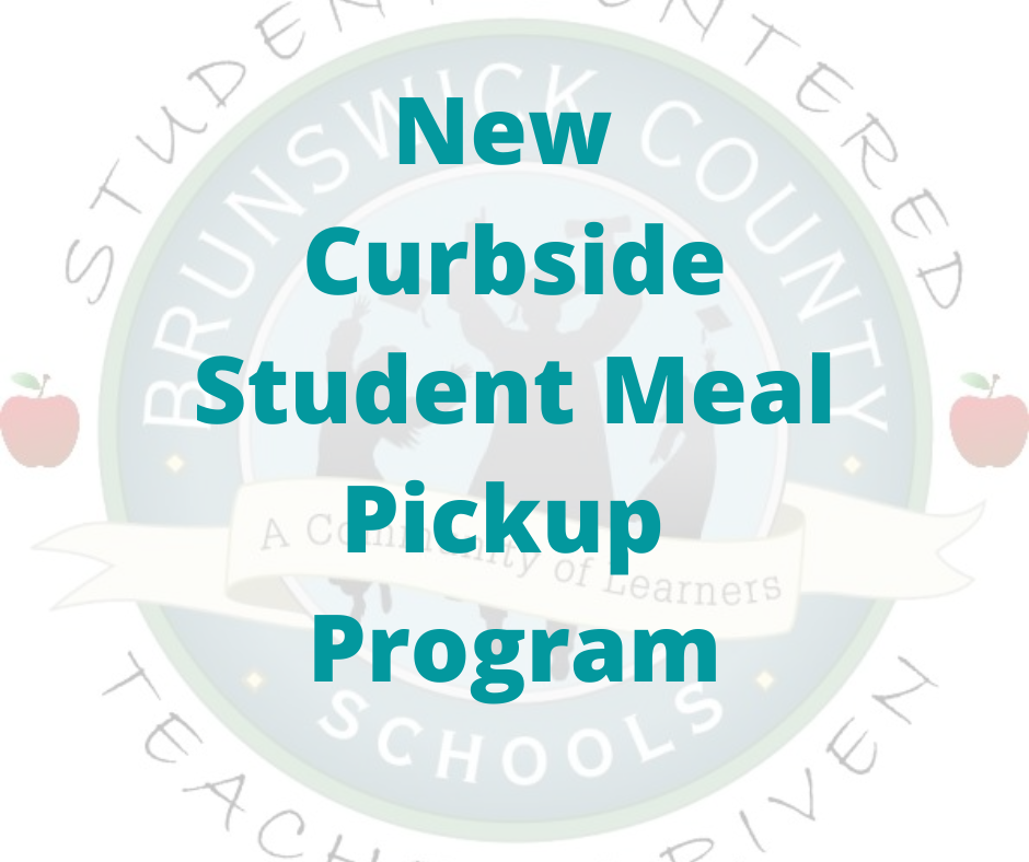 New student meal pickup program