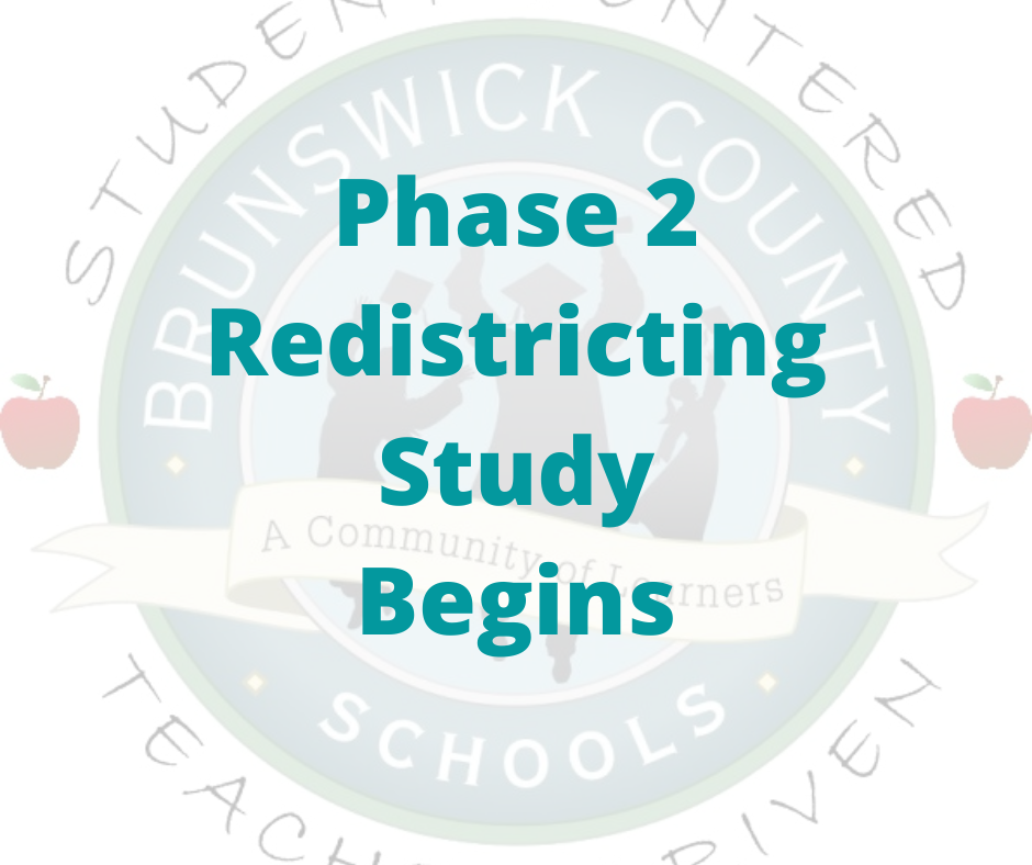 Phase 2 Redistricting Study begins